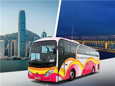 城市交通深圳湾口岸至香港跨境巴士(环岛)